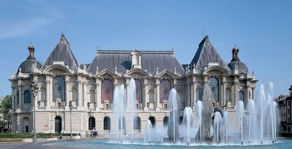 Le Palais des Beaux Arts de Lille ©Maxime Dufour