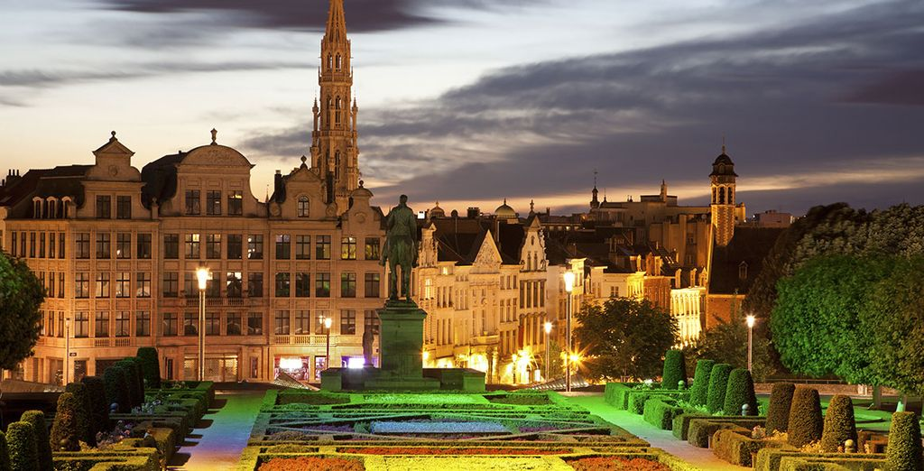 Venez découvrir Bruxelles - Hôtel Royal Windsor 5* Bruxelles