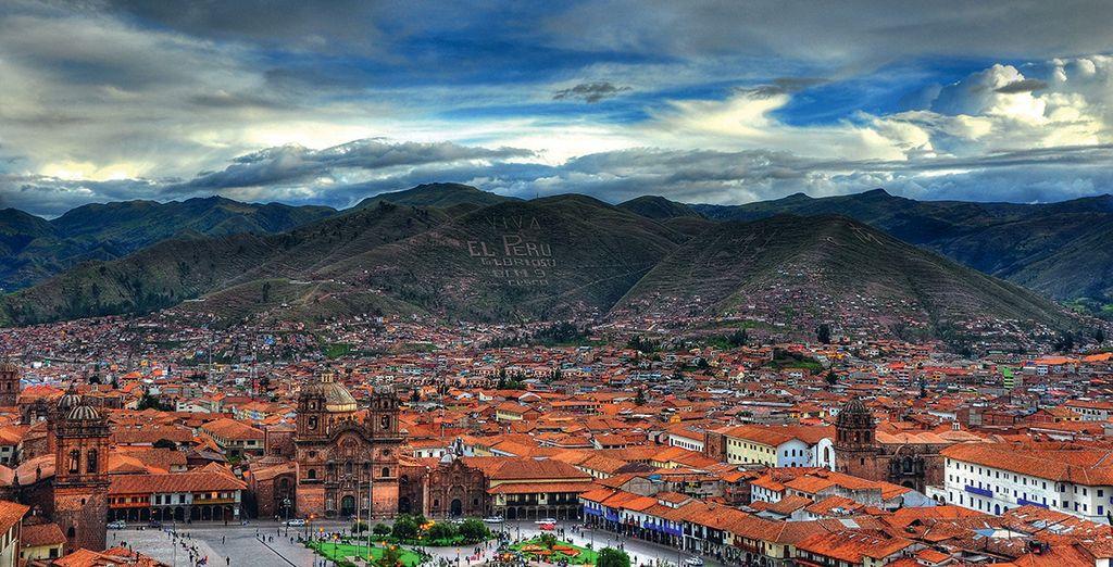 Entre villes et paysages... - Circuit Légendes Péruviennes en 11 nuits ou 10 nuits Lima