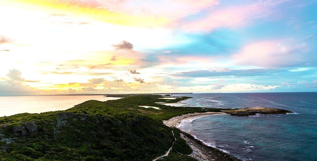 Et restez sans voix devant de sublimes panoramas. D'ailleurs libre à vous de suivre l'itinéraire indiqué...