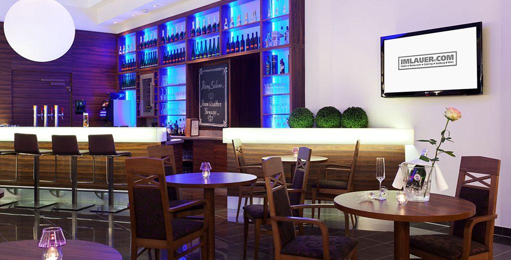 C'est dans le charmant hôtel Nestroy 4* que vous séjournerez - Hôtel Nestroy 4* Vienne