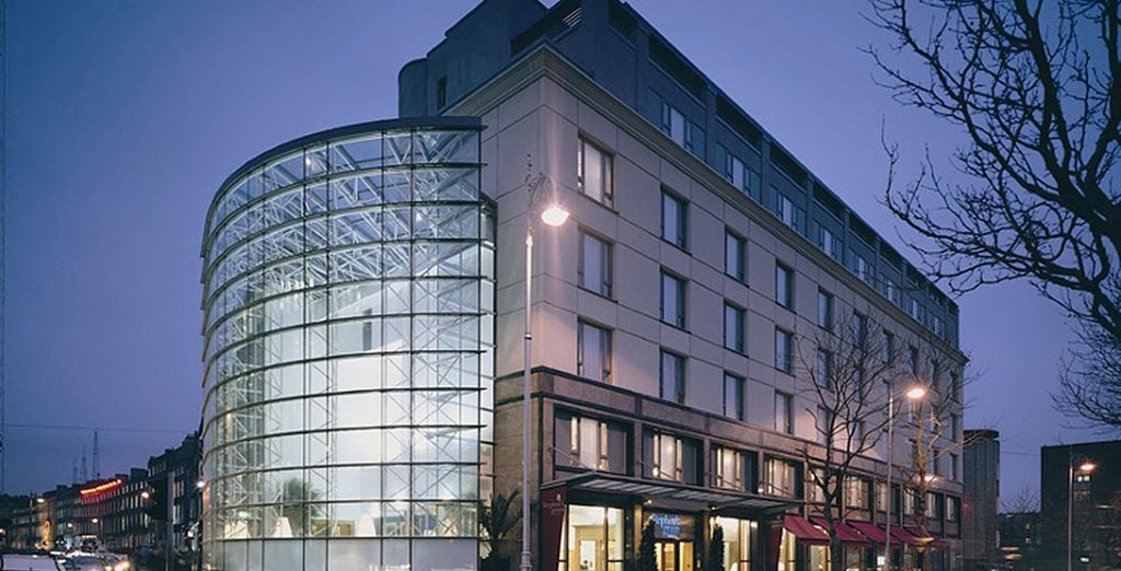 Bienvenue au St Stephens Green Hotel