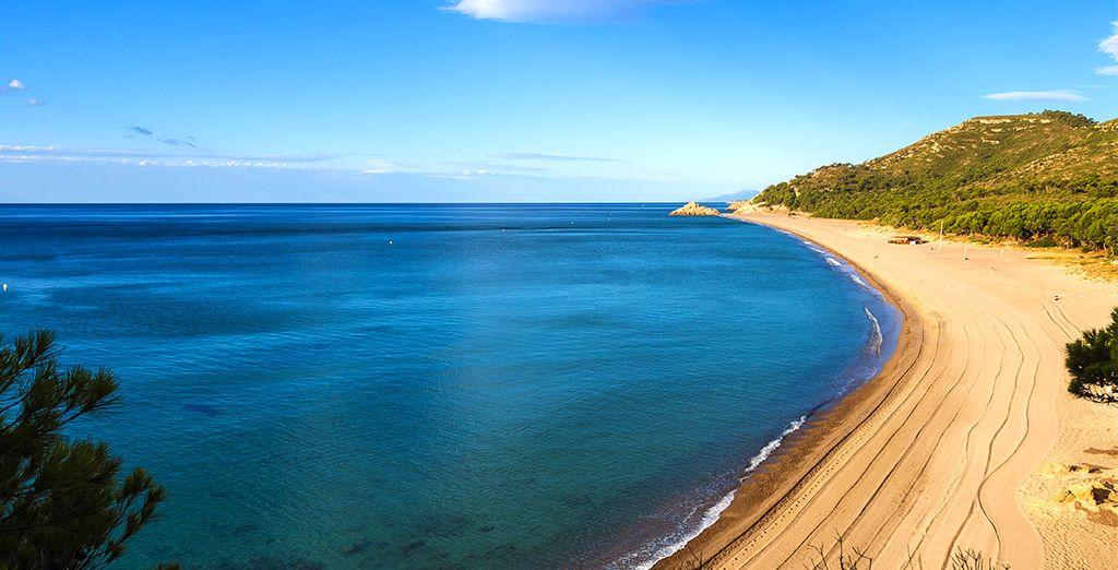 Et des belles plages de la Costa Dorada