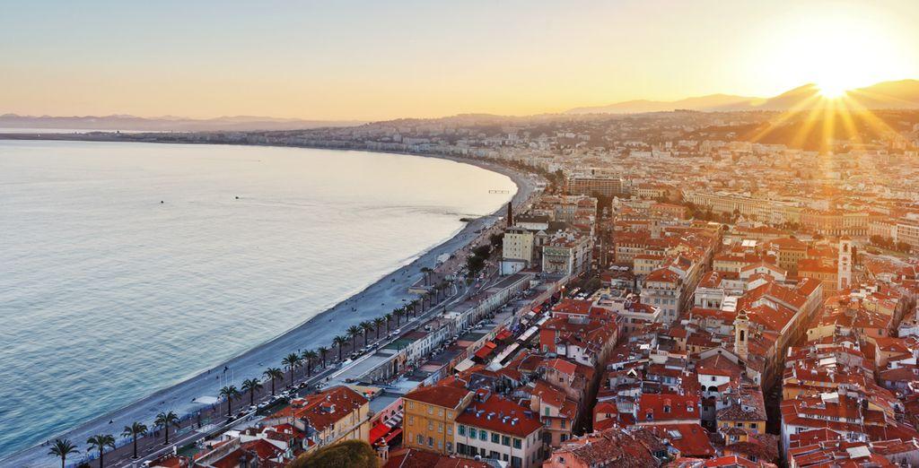 Bonnes vacances à Nice !
