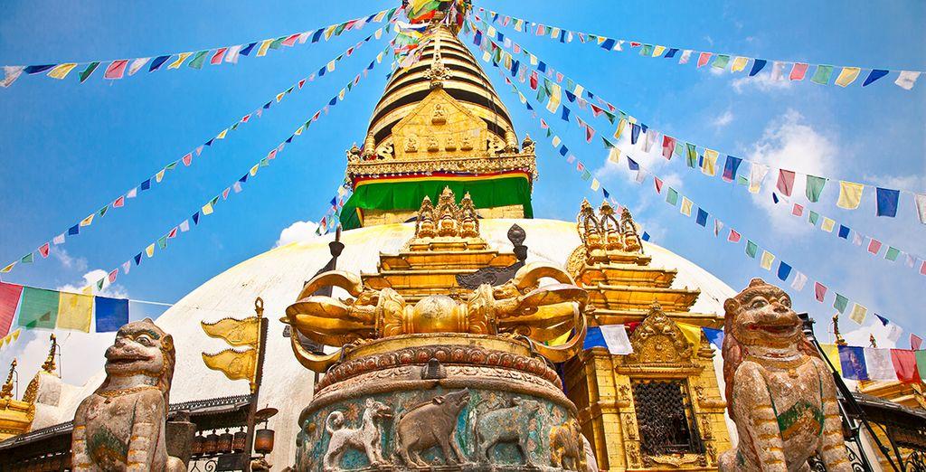 Et les mystères du Népal !