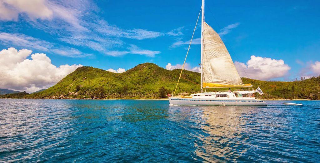 Bienvenue à bord ! - Croisière aux Seychelles en 7 nuits à bord d'un Catamaran Mahe Island