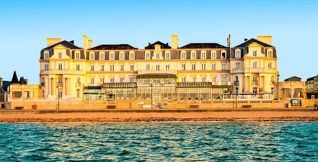 Grand Hôtel des Thermes 5*