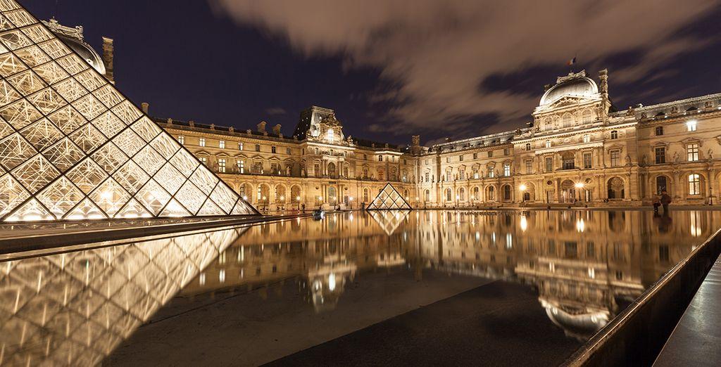 Avant d'aller flâner du côté des Tuileries ou du Louvre