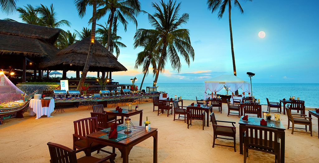 L'hôtel Nora Beach Resort & Spa 4*