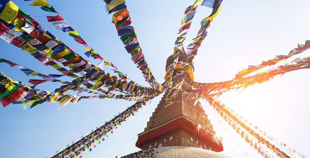 Jusqu'à Katmandou