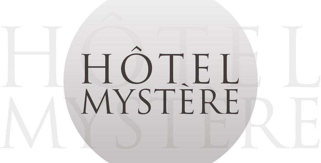 Réservez vite votre hôtel mystère !