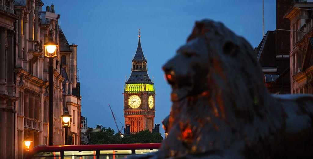 Londres brille sous les étoiles !