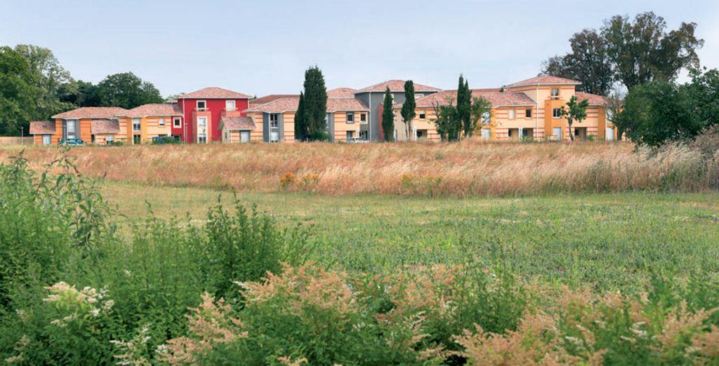 Un cadre verdoyant de toute beauté - Park and Suites Village Toulouse