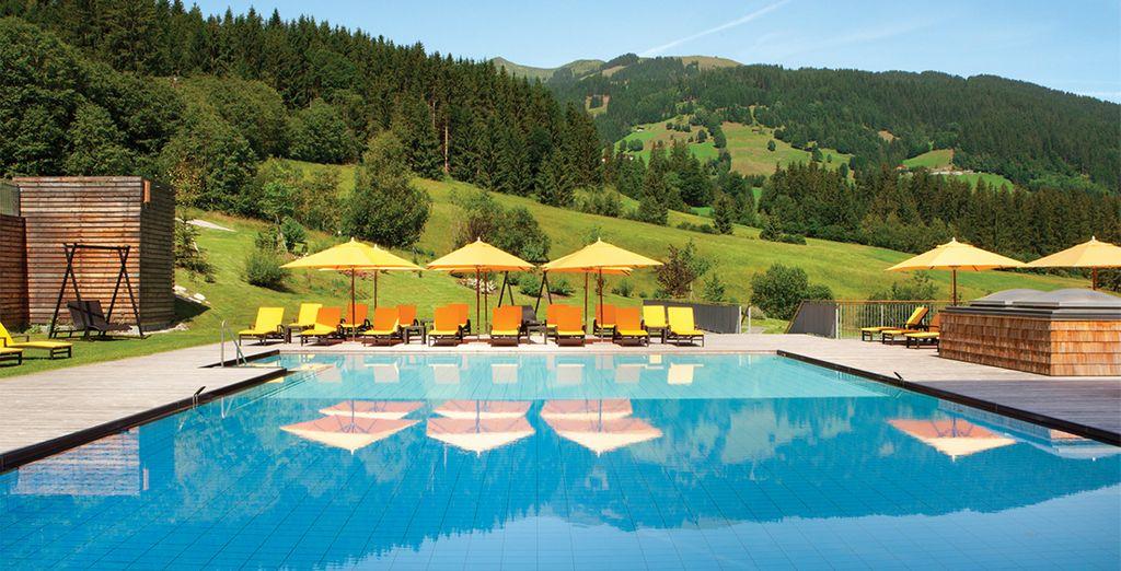 Kempinski Das Tirol 5*