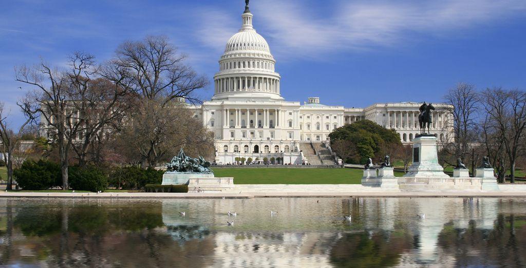 En passant par Washington