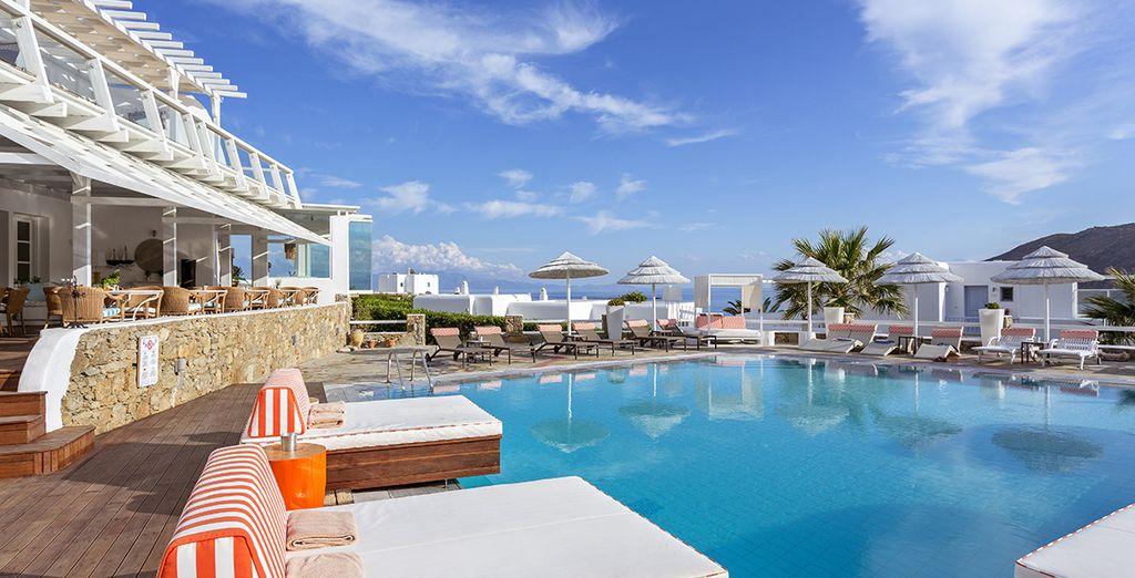 Au Archipelagos Mykonos Resort 5*