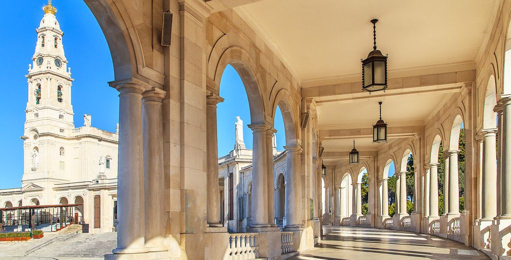Venez découvrir le Portugal comme vous ne l'avez jamais vu - Luna Fatima 4* Fátima