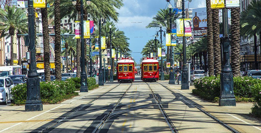 Bienvenue à La Nouvelle Orléans - Hyatt Regency New Orleans 4* La Nouvelle-Orléans