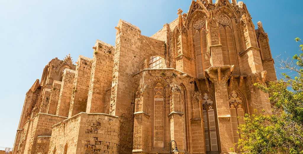 Monument historique et architecture baroque de Chypre