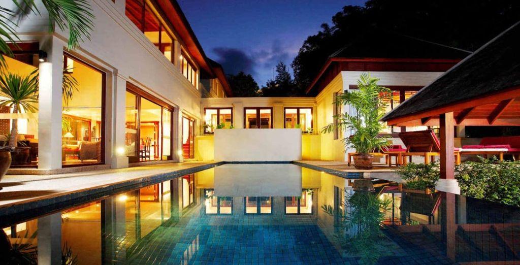 A moins que vous ne craquiez pour la villa 3 chambres avec piscine