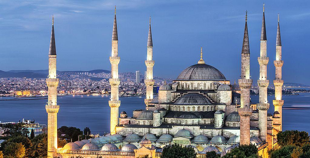 Bienvenue à Istanbul - Hotel Radisson Blu Pera 5* Istanbul