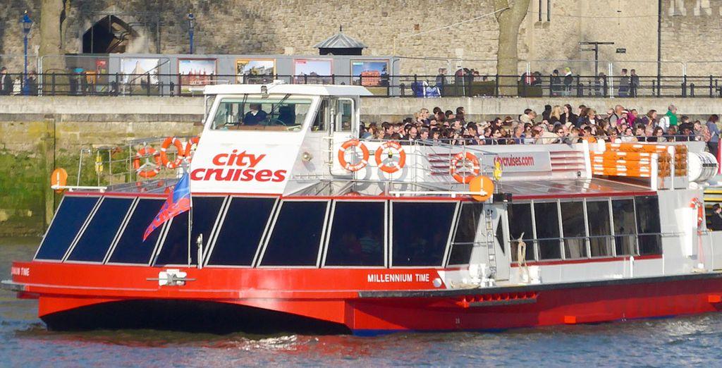 De Westminster jusqu'à Tower Bridge
