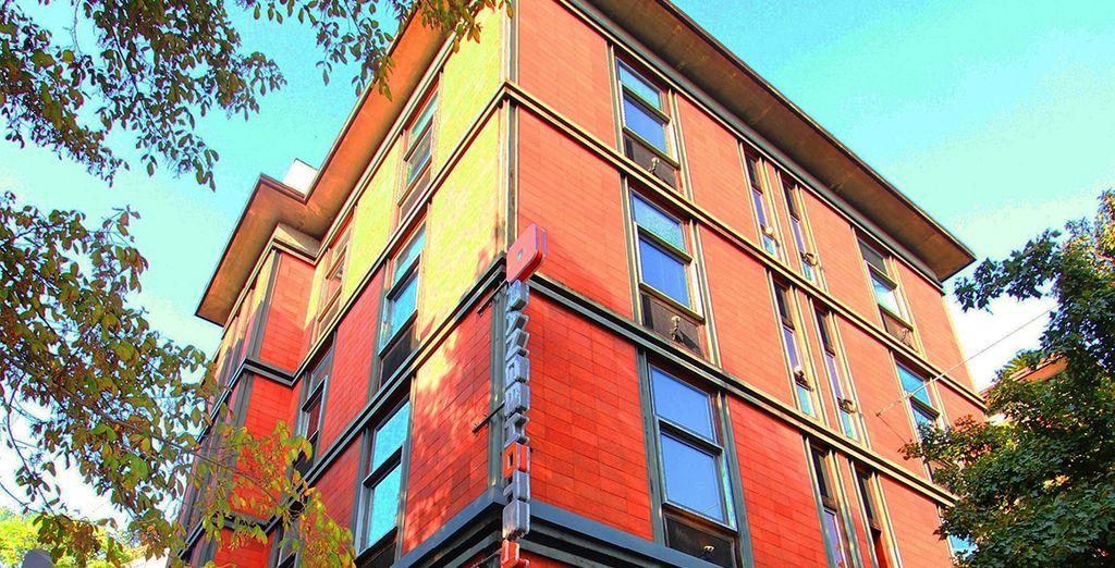 Pour votre virée romaine, installez-vous à l'hôtel Orange 4*