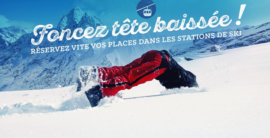 Réservez vite vos vacances à la montagne!