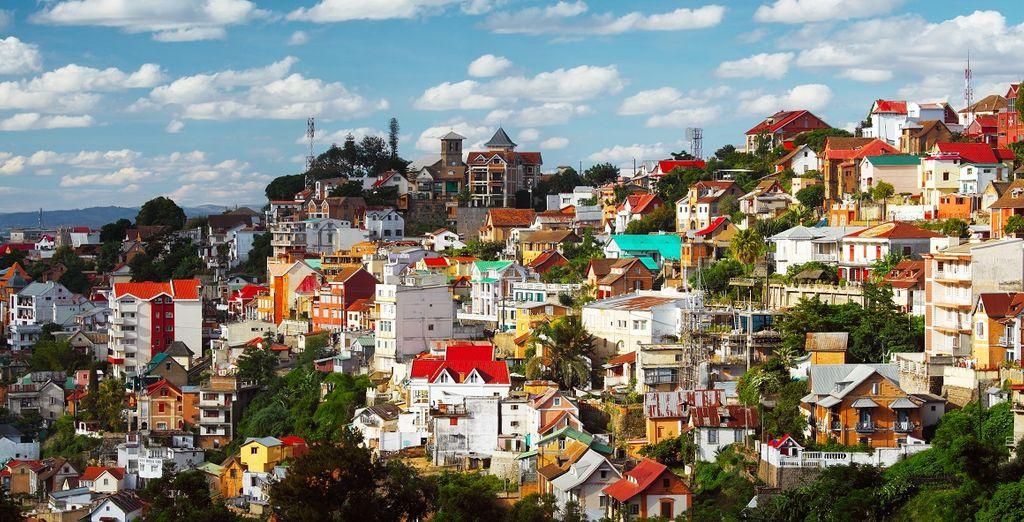 Circuit l'Ouest de Madagascar