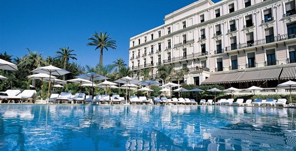 La piscine - Hôtel Royal Riviera ***** - Saint-Jean-Cap-Ferrat - France Saint-Jean-Cap-Ferrat