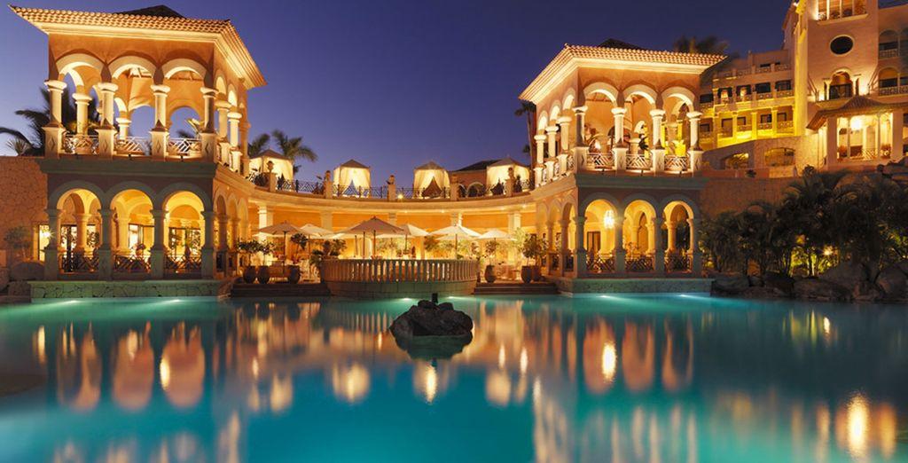 Iberostar grand h tel el mirador 5 voyage priv jusqu 39 for Hotel design luxe france