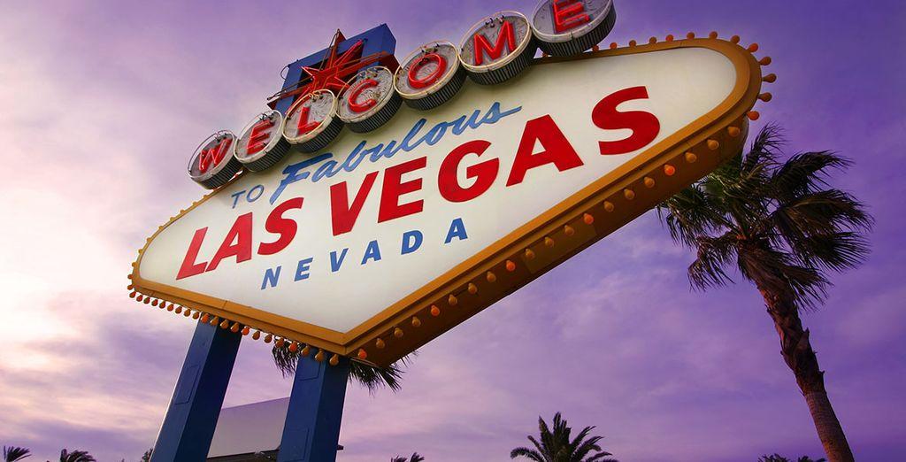 Las Vegas, la ville de la démesure