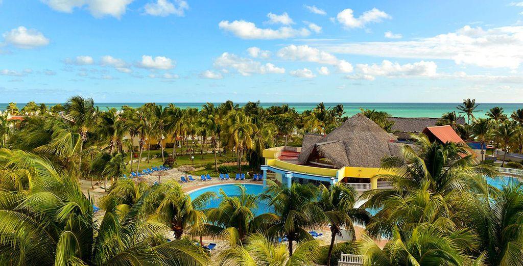 Hôtel haut de gamme à Cuba sélectionné par Voyage Privé