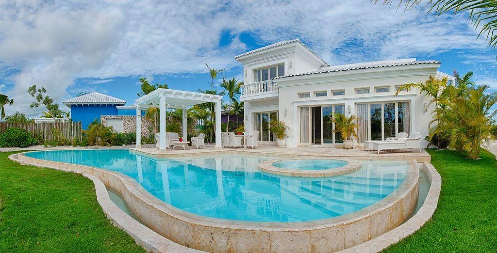 Comment ne pas céder à la Villa Royale et ses 375 m² ?