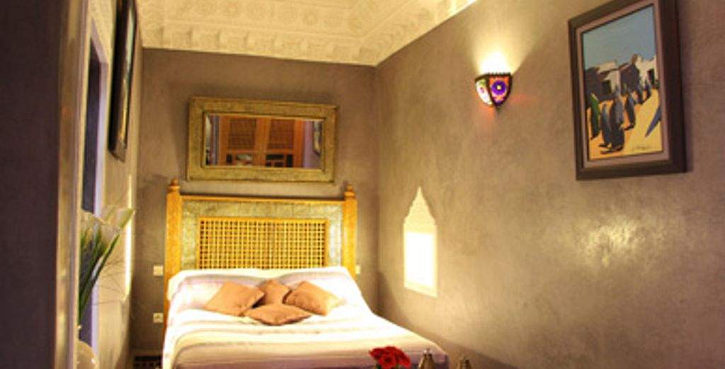 - Splendeurs Marocaines - Combiné Marrakech, Essaouira et Vallée de l'Ourika en 6 jours / 5 nuits - Marrakech - Maroc Marrakech