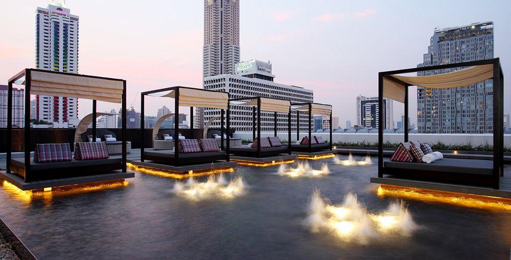 Votre séjour en Thaïlande débutera à Bangkok... - Combiné Thaïlande Centara Watergate & Centara Grand Beach Resort & Villas Hua Hin Bangkok