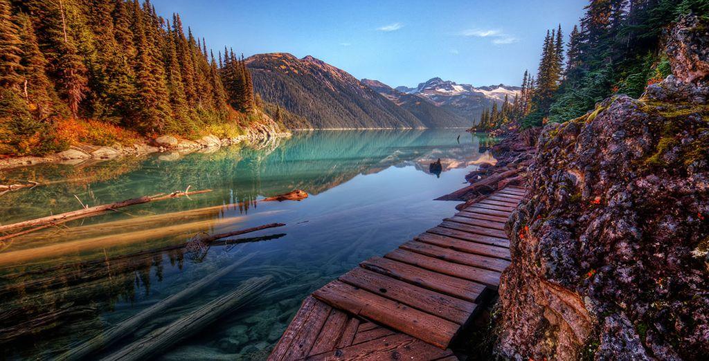 Les paysages les plus grandioses