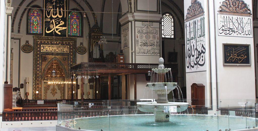 Découvrez les merveilles de 2 capitales Ottomanes...