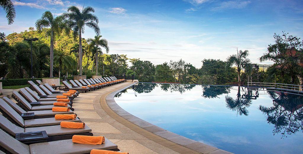Hotel Pakasai Resort Thailande