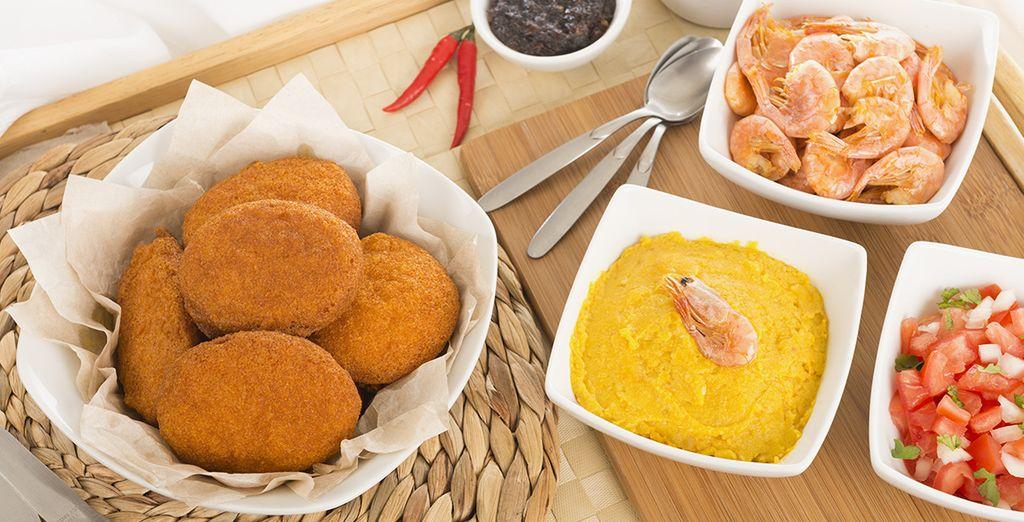 et goûter à la cuisine traditionnelle brésilienne