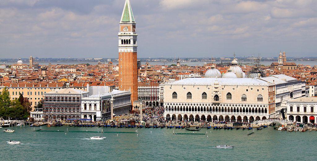 Alors découvrez Venise !