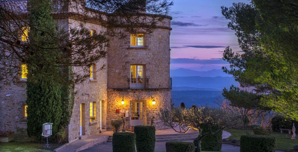 A la Bastide de Tourtour Hôtel & Spa, entre Provence et Côte d'Azur, dans l'arrière pays varois