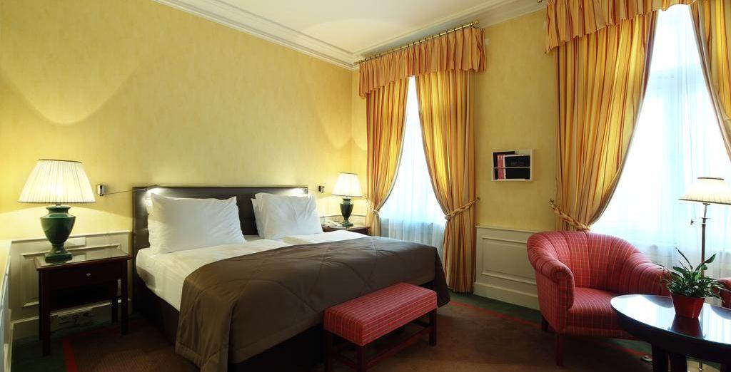 Hôtel haut de gamme, tout confort, sélectionné par Voyage Privé