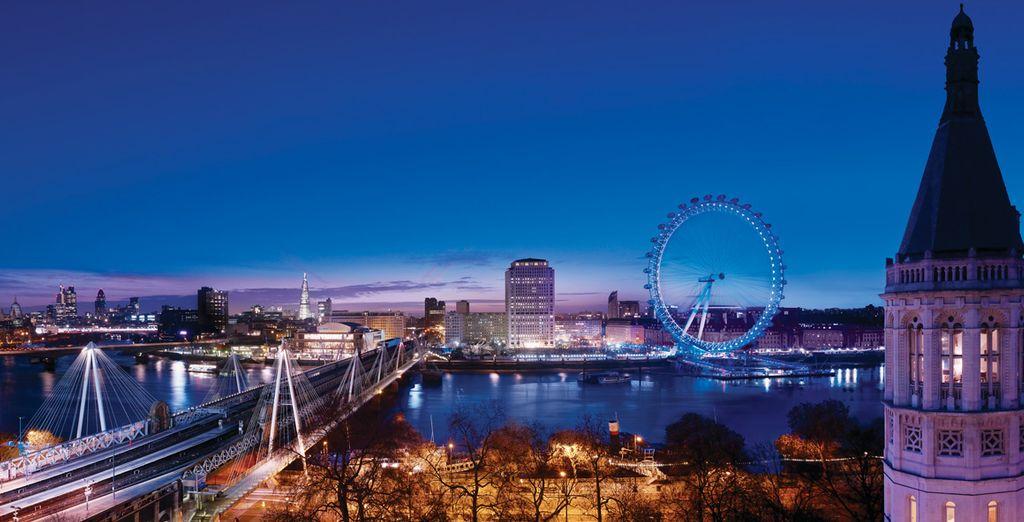 De quoi passer un excellent séjour à Londres !