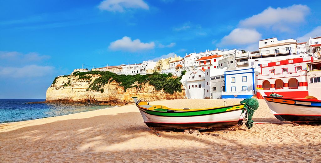 Autotour en Algarve 6 jours / 5 nuits