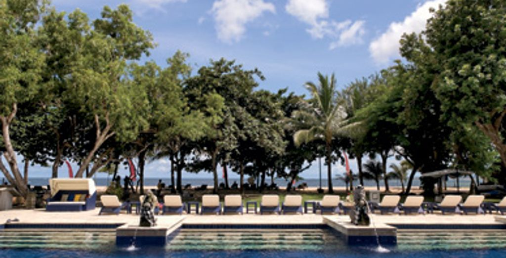 - Mercure Resort Sanur **** - Bali - Indonésie Bali