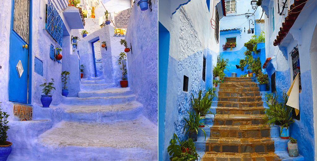 Vous commencerez par découvrir le charme authentique de Tanger