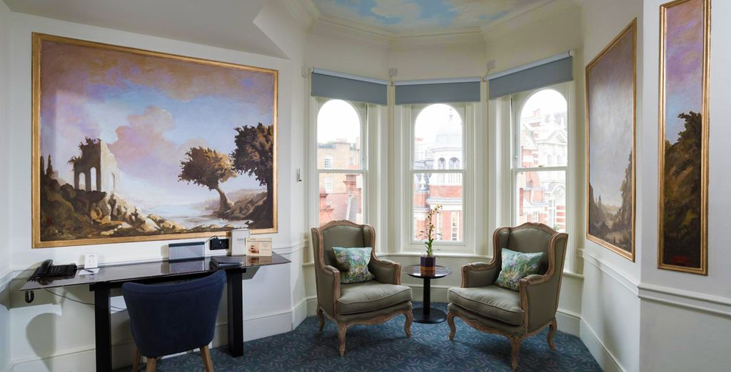 Installez-vous au Sloane Square Hotel 4*