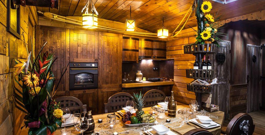 h tel cap pirate 4 voyage priv jusqu 39 70. Black Bedroom Furniture Sets. Home Design Ideas
