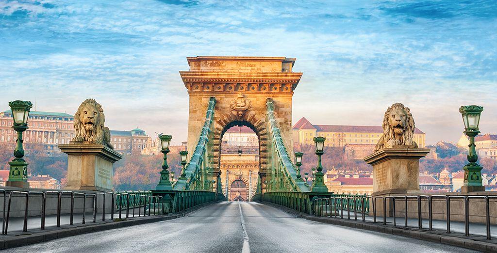 Succombez à la magie de Budapest...